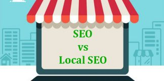 SEO vs Local SEO